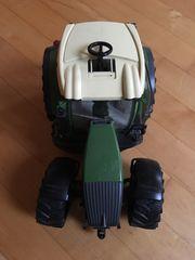 Traktor inklusive Zubehör Kreisler Heuwagen