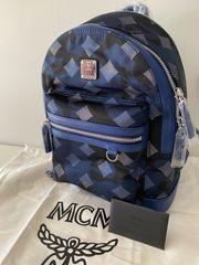 MCM Dieter Munich Lion Camouflage