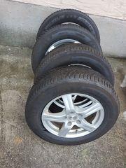 ALU-ENZO-215 65R16 98H Michelin Winter