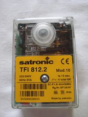 Honeywell Satronic Brennersteuergerät TFI812 2