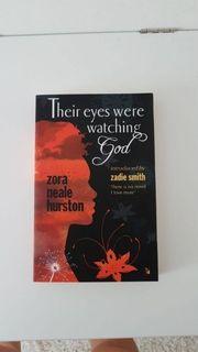 Their eyes were watching God -