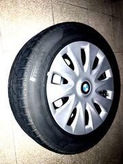 4 Winter-Kompletträder Pirelli 205 60