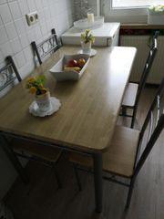 Esstisch inkl 4 Stühle