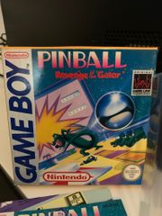 Nintendo Game Boy Pinball