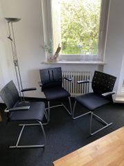 Stuhl Freischwinger