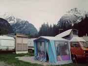 VW-T3 Campingvorzelt