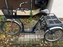 Sonstige Fahrräder - Pfau-Tec Dreirad Advanced