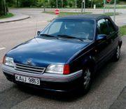 Opel Kadett E Cabrio 1
