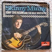 Vinyl-Single - Tony Sheridan the Beatles -