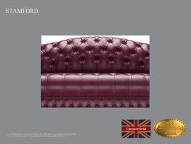 Stamford Chesterfield 3 Sitzer Sofa: Kleinanzeigen aus Radingdorf - Rubrik Polster, Sessel, Couch
