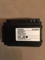 Video-Netzgleichrichter Fa Siedle VSNG 600-0