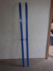 1 Paar Langlaufski EURO-EXCLUSIV VOLLPLAST-FIBER