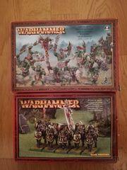 Warhammer SAVAGE ORCS UND Knights