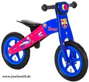 Laufrad aus Holz Volare FC