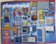 Playmobil Einbauküche 5329