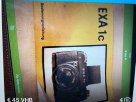 Foto und Zubehör - EXA1a Spiegelreflexkamera -Kamera