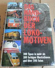 Eisenbahn Handbuch der Lokomotiven