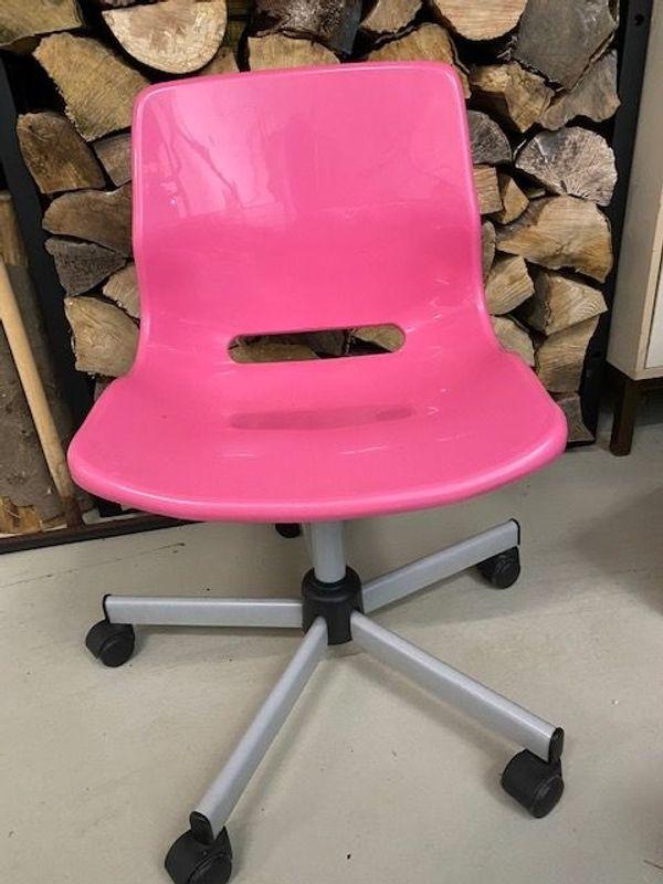 Ikea Schreibtischstuhl Stuhl pink TOP