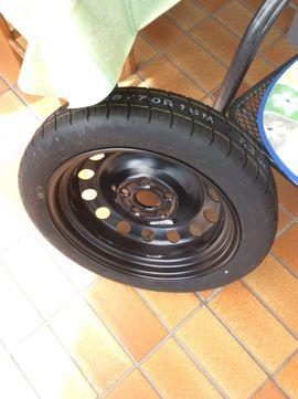 NEUES Reserverad für Audi A3: Kleinanzeigen aus Nürnberg Gebersdorf - Rubrik Sonstige Reifen