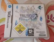 Final Fantasy Crystal Chronicles - Echoes