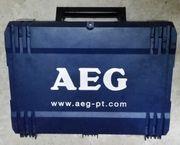 AEG Akku - Schrauber 14 Volt