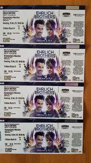 Ehrlich Brothers Tickets für München