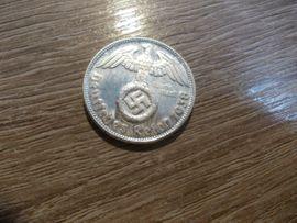 Versilberte Medaille A H: Kleinanzeigen aus Heddesheim - Rubrik Münzen