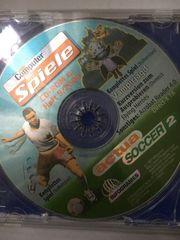PC Spielesammlung mit Actua Soccer