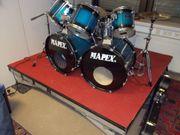 Schlagzeugplattform Podest Bühne