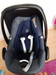 Biete fürs Baby Maxi-Cosi Wippe Spielwagen