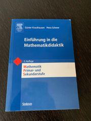 Einführung in die Mathematikdidaktik - 2 Auflage