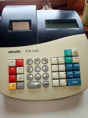 Laden - Kasse Olivetti ECR 5100