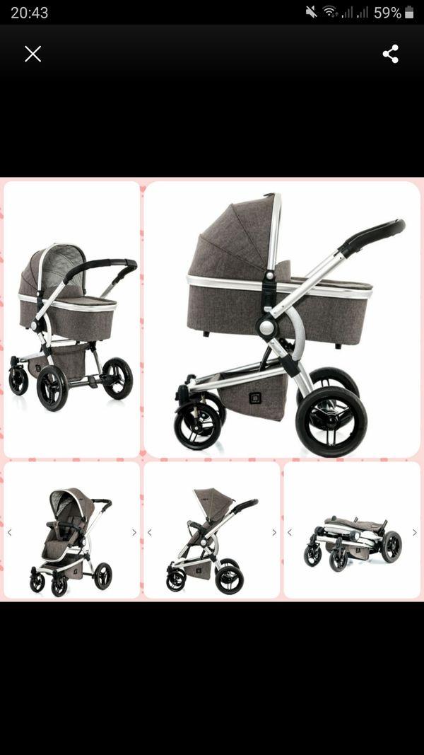 Kinderwagen MOON 3 in 1