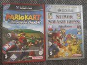 Gamecube Super Mariokart und Super