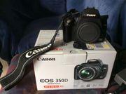Canon EOS 350D Digitalkamera Gehäuse