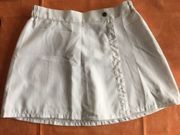 Völkl Tennisrock Weiß Größe L