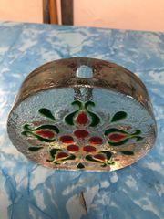 Blumenvase Walther Glas