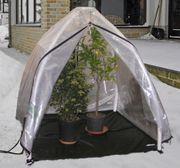 Winterschutz mit Erweiterungsset ideal für