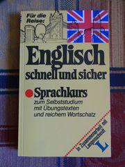 Englisch schnell und sicher Sprachkurs
