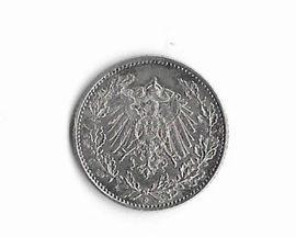 Münzen - 1 2 Mark 1917 Ausgabe