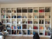 Bücherregal Schreiberarbeit