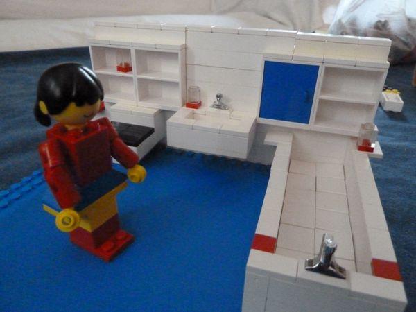 Lego Vintageretro Aus Den 70er Und 80er Jahre In Stuttgart