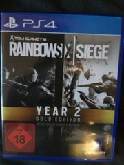Rainbow six siege PS 4