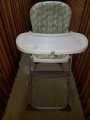 1 Baby Ess Stuhl Tisch