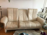 Stressless Sofas 3-Sitzer und 2-Sitzer