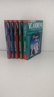 V C Andrews - Shooting Stars -