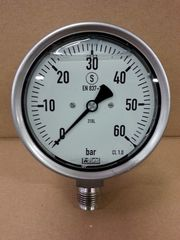 Wika Manometer 0-60 bar G1