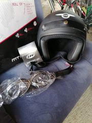 unbenutzter mofa Helm