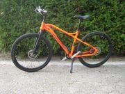 E bike MTB Jägermeister neu