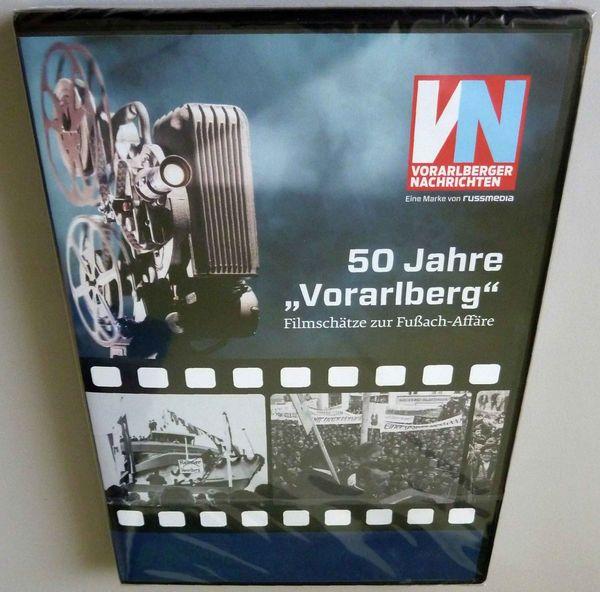 50 Jahre Vorarlberg Fußach-Affäre DVD